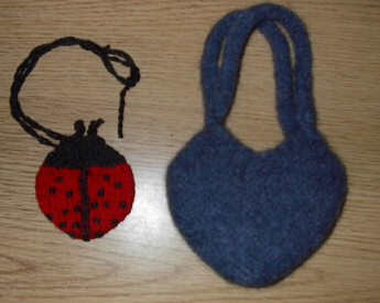 Crochet Pattern Central - Free Change Purses, Cell Phone